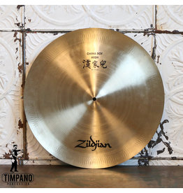 Zildjian Used Zildjian High Boy China Cymbal 20in