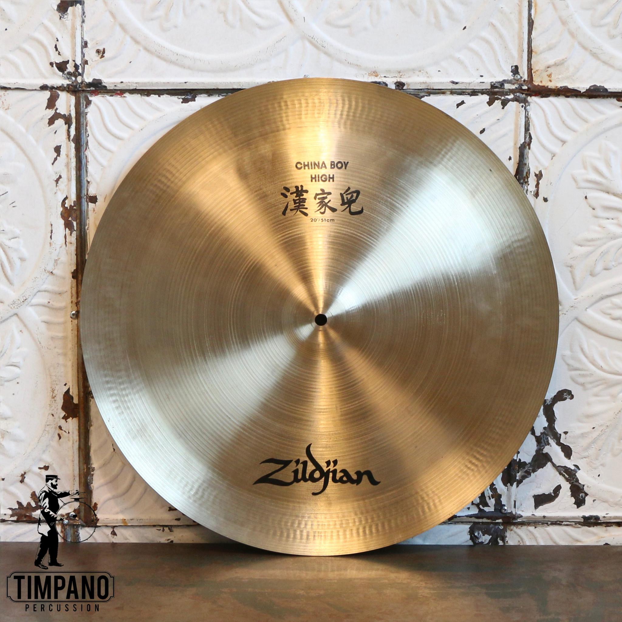 Zildjian Cymbale chinoise usagée Zildjian High Boy 20po