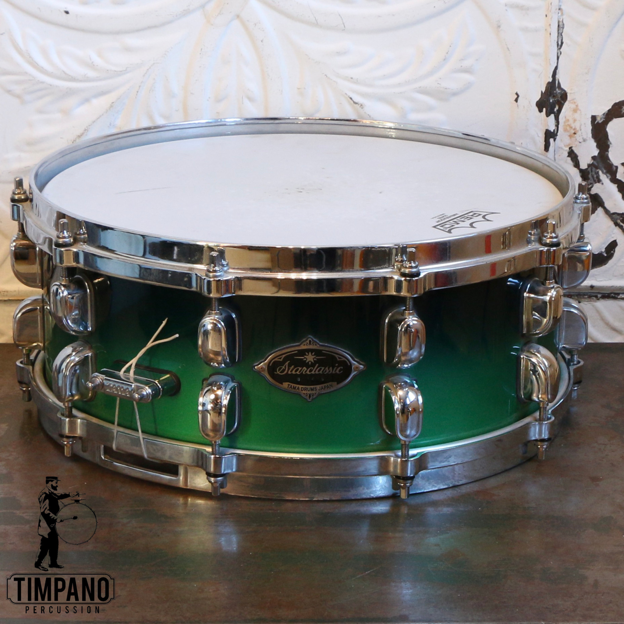 Tama Used Tama Starclassic Bubinga/Birch Snare Drum 14X5.5in
