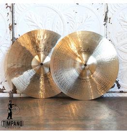 Paiste Used Paiste Signature Medium Hi-Hat Cymbals 14in