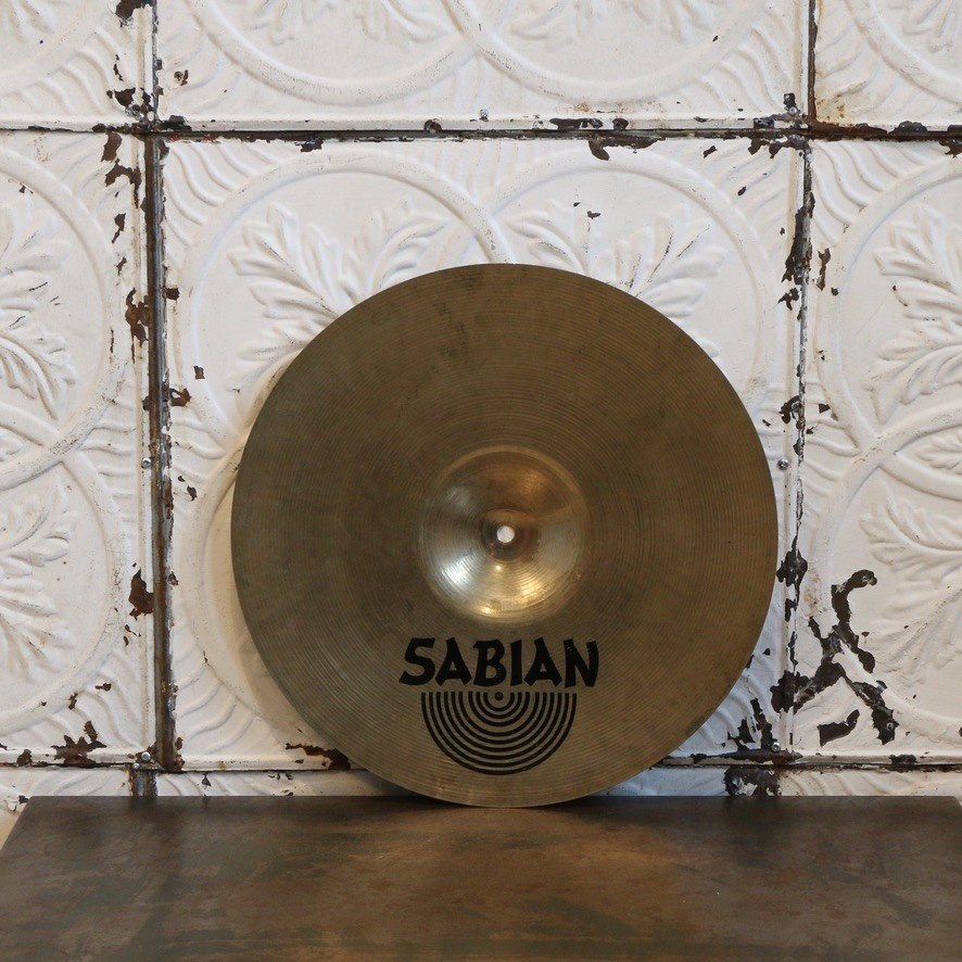 Sabian Used Sabian AA Rock Crash Cymbal 16in
