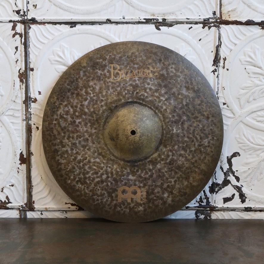 Meinl Cymbale crash usagée Meinl Byzance Extra Dry Thin 18po