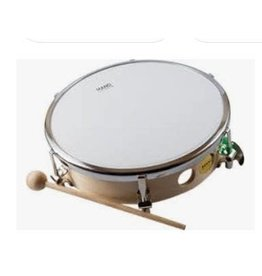 Mano Petit tambour à main Mano avec baguette