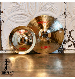 Zildjian Cymbales à effet Zildjian FX Stack (splash, china) 11 et 8po