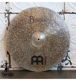 Meinl Meinl Byzance Big Apple Dark Ride Cymbal 22in