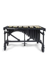 Marimba One New Wave Vibraphone by Marimba One - Silver with Motor