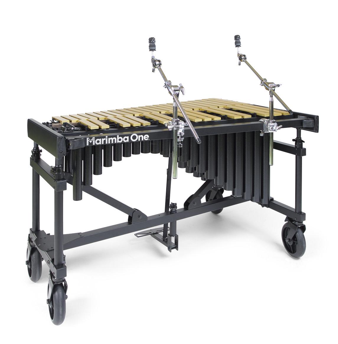 Marimba One Vibraphone New Wave de Marimba One - lames argentées avec moteur