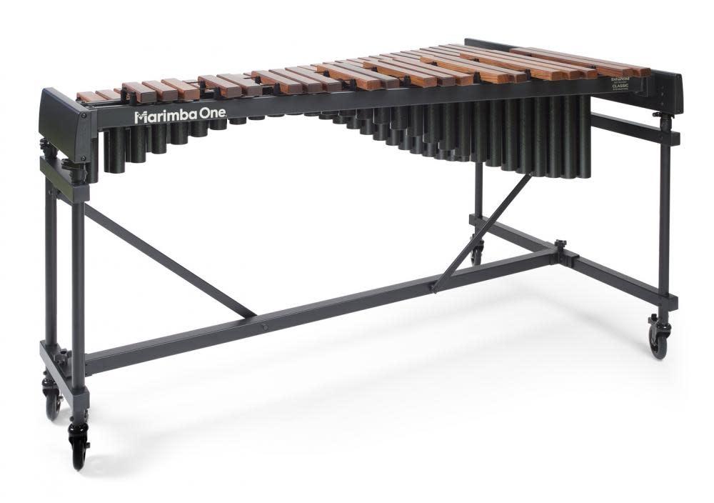 Marimba One Xylophone de concert Marimba One M1 en bois de rose 4 octaves enhanced