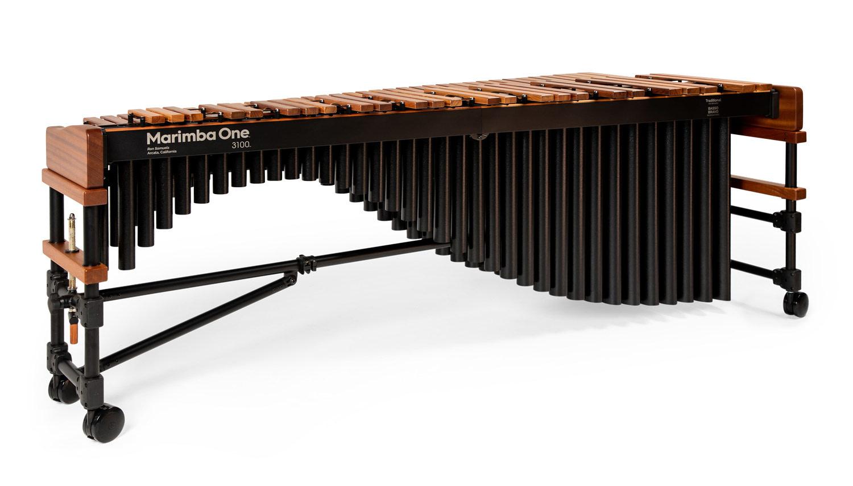 Marimba One Marimba One 3100 5 octaves Marimba Basso Bravo Traditional in Rosewood