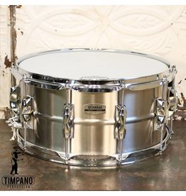 Yamaha Yamaha Recording Custom Stainless Steel Snare 14X7in