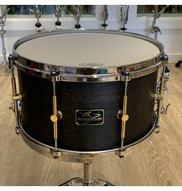 Canopus Canopus The Maple Snare Drum 14X8in - Charcoal Oil