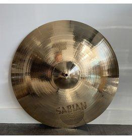 Sabian Cymbale usagée ride Sabian AA Dry 21po