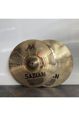 Sabian Used Sabian AAX Metal-X Hi-hats 14in