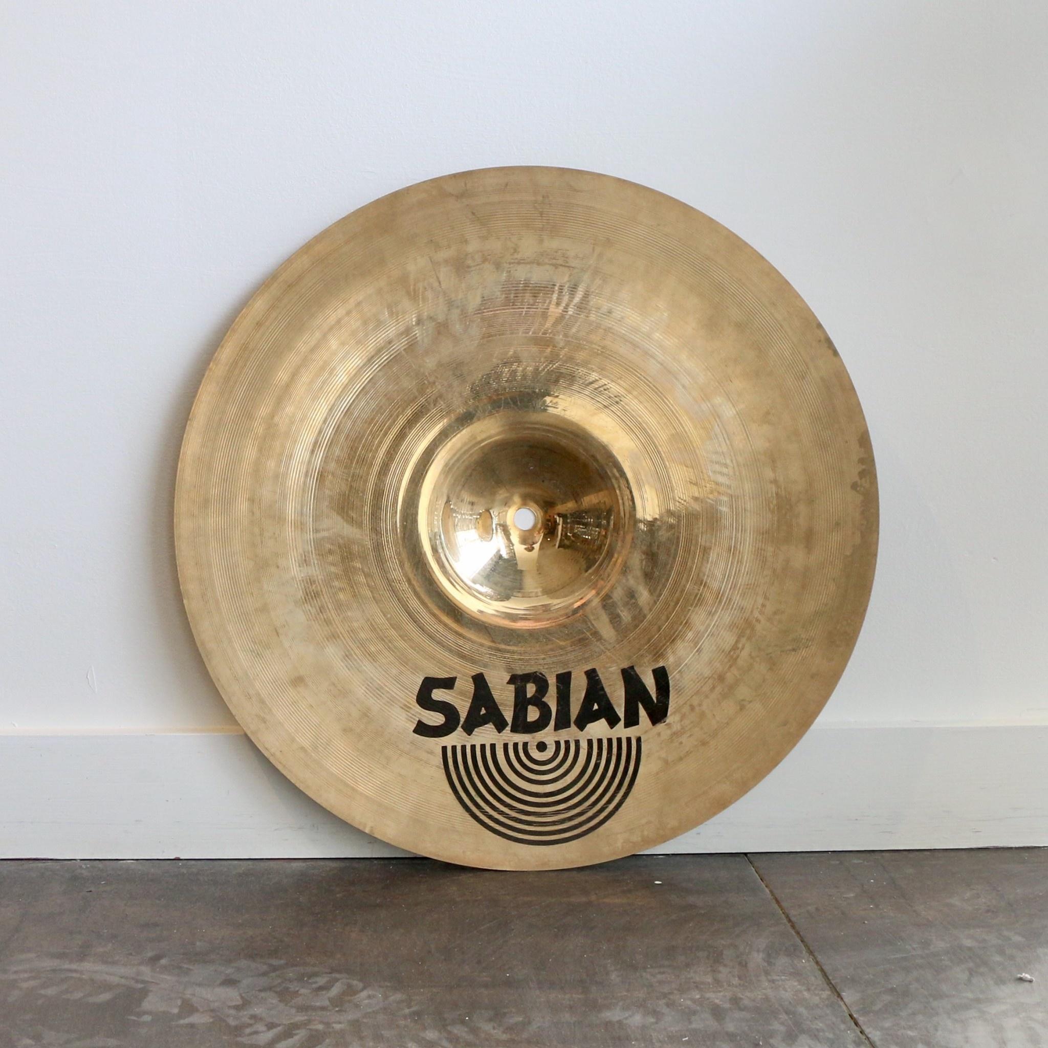 Sabian Used Sabian Vault Crash Cymbal 16in