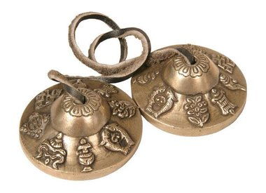 Cymbales antiques