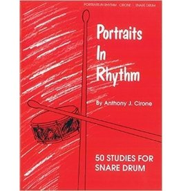 Alfred Music Portraits in Rhythm Method
