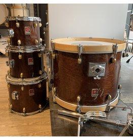 Premier Used Premier XPK Drumkit 22-10-12-14 with tom holders