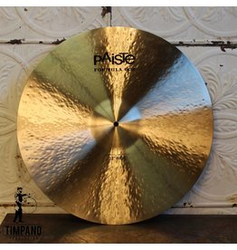 Paiste Paiste Formula 602 Modern Essentials 22in