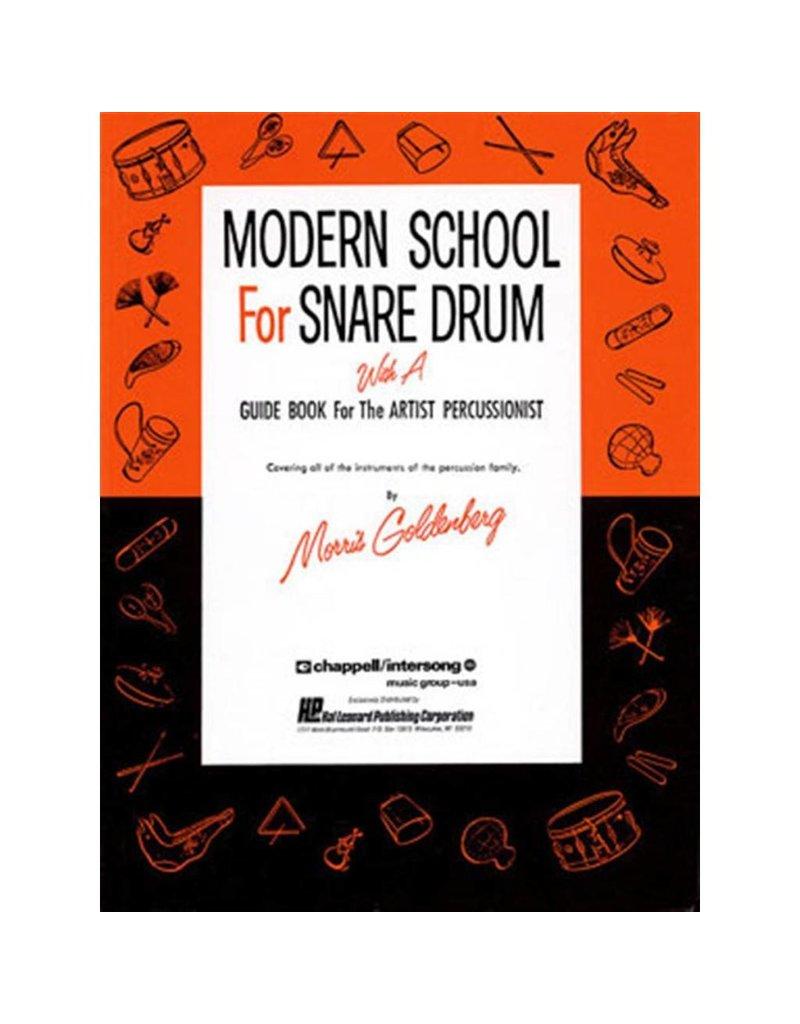 Alfred Music Méthode Modern School for Snare Drums