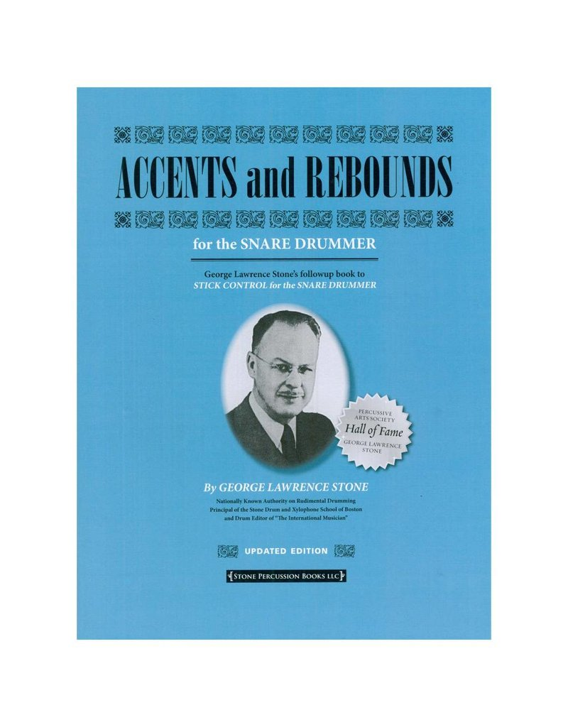 Alfred Music Méthode Accents and Rebounds