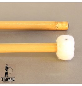 MB Mallets Baguettes de timbale MB Mallets George Brown Specialty MB-GB 2F Bamboo