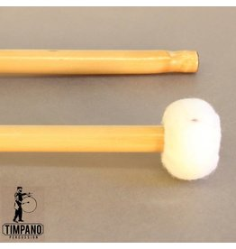 MB Mallets Baguettes de timbale MB Mallets George Brown Specialty MB-GB 3F Bamboo