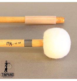 MB Mallets Baguettes de timbale MB Mallets Euro-progressive 7K en Bamboo