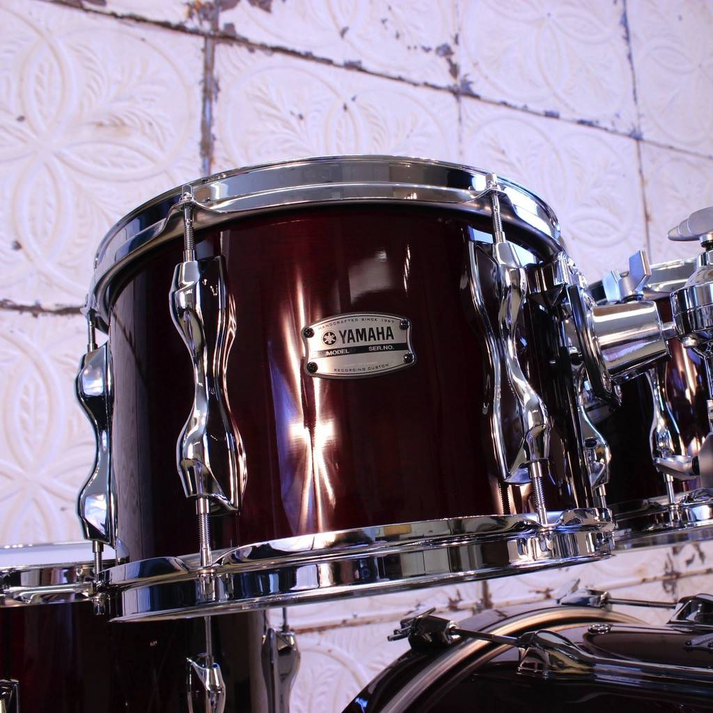 Yamaha Yamaha Recording Custom Drum Kit 20-10-12-14