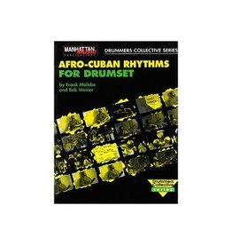 Alfred Music Afro Cuban Rhythms Drumset Book & CD