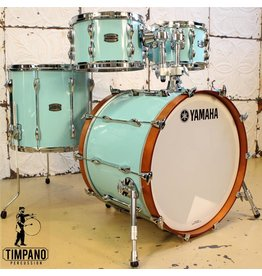Yamaha Yamaha Recording Custom Surf Green Drum Kit 22-10-12-16in