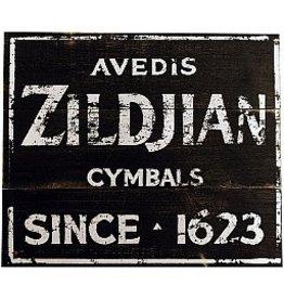 Zildjian Enseigne Zildjian vintage