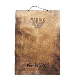 Sabian Plaque tonnerre Sabian 20X30po