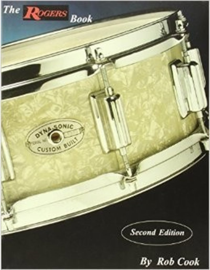 Hal Leonard The Rogers Book by Rob Cook Book