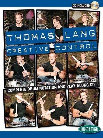 Hal Leonard Creative Control by Thomas Lang Percussion