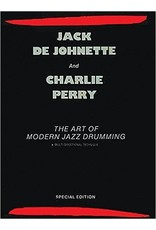 Hal Leonard The Art of Modern Jazz Drumming by Jack DeJohnette and Charlie Perry Percussion