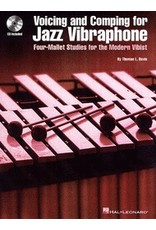 Hal Leonard Voicing and Comping for Jazz Vibraphone by Thomas L. Davis Percussion