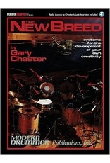 Hal Leonard The New Breed - Revised Edition with Audio Online Systems for the Development of Your Own Creativity by Gary Chester Percussion