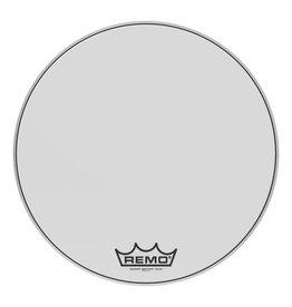 Remo Bass Drum Head Remo Ambassador Smooth White 24in