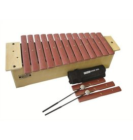 Sonor Xylophone soprano 16 bars Global Beat Fiberglass Sonor Orff