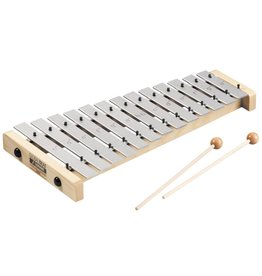 Sonor Glockenspiel soprano 16 bars Global Beat Sonor Orff