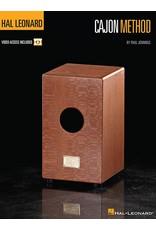 Hal Leonard Cajon Method by Paul Jennings Percussion