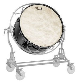 Pearl Pearl Concert Bass Drum 36in x 16in in mahogany