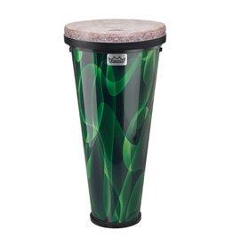 Remo Remo Timbau Versa Drums, Green