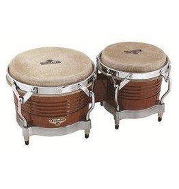 Latin Percussion Bongos LP Matador Almond Wood/Chrome