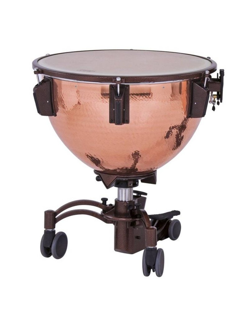 Adams Adams Revolution Series timpano hammered copper bowl with fine tuner 26in
