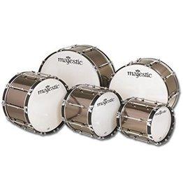 Majestic Majestic XTD Marching Bass Drum 32in X 16in