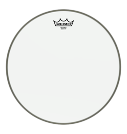 Remo Remo Diplomat Hazy Snare Side