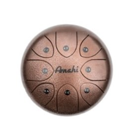 Amahi Amahi Tongue Drum 6in - Bronze (with bag)