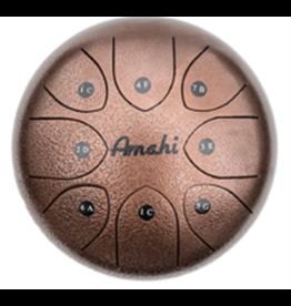 Amahi Amahi Tongue Drum 10in - Bronze (with bag)