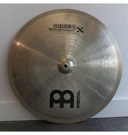 Meinl Cymbale usagée Meinl Generation X Thomas Lang Signal Crash/Klub Ride 18po